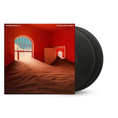Tame Impala - The Slow Rush (2 LP)(Black) (Vinyl)