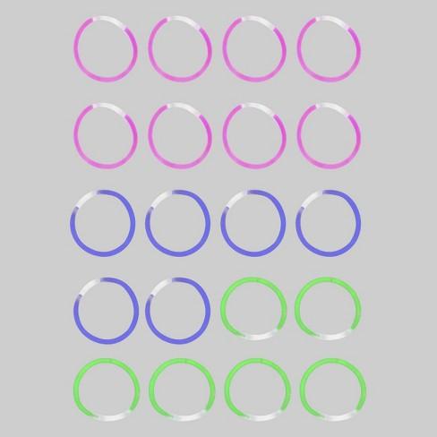 20pk Glow Necklaces - Bullseye's Playground™ - image 1 of 1
