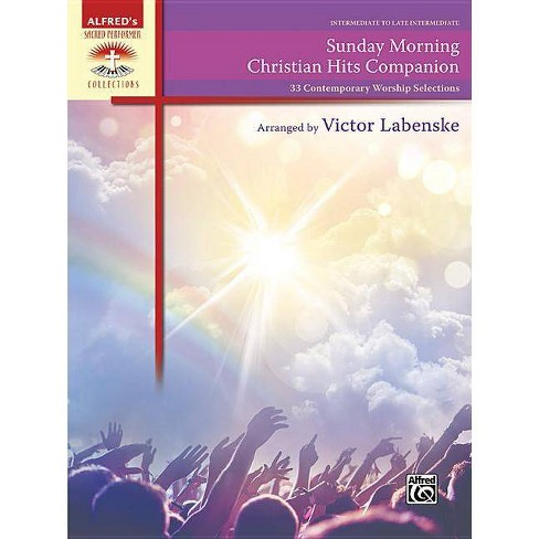 Sunday Morning Christian Hits Companion - (Sacred Performer Collections) (Paperback) - image 1 of 1