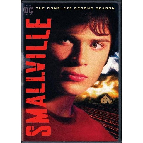 Smallville: The Complete Second Season (DVD) - image 1 of 1