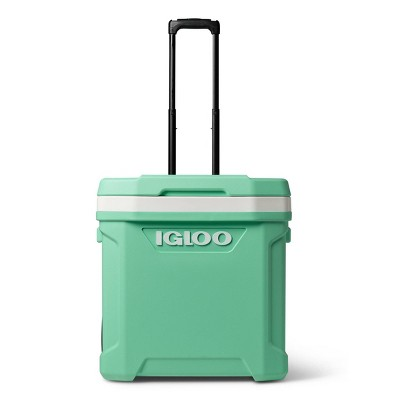 Igloo Latitude 60qt Roller Portable Cooler - Mint
