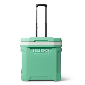 Igloo Latitude 60qt Roller Portable Cooler - Mint