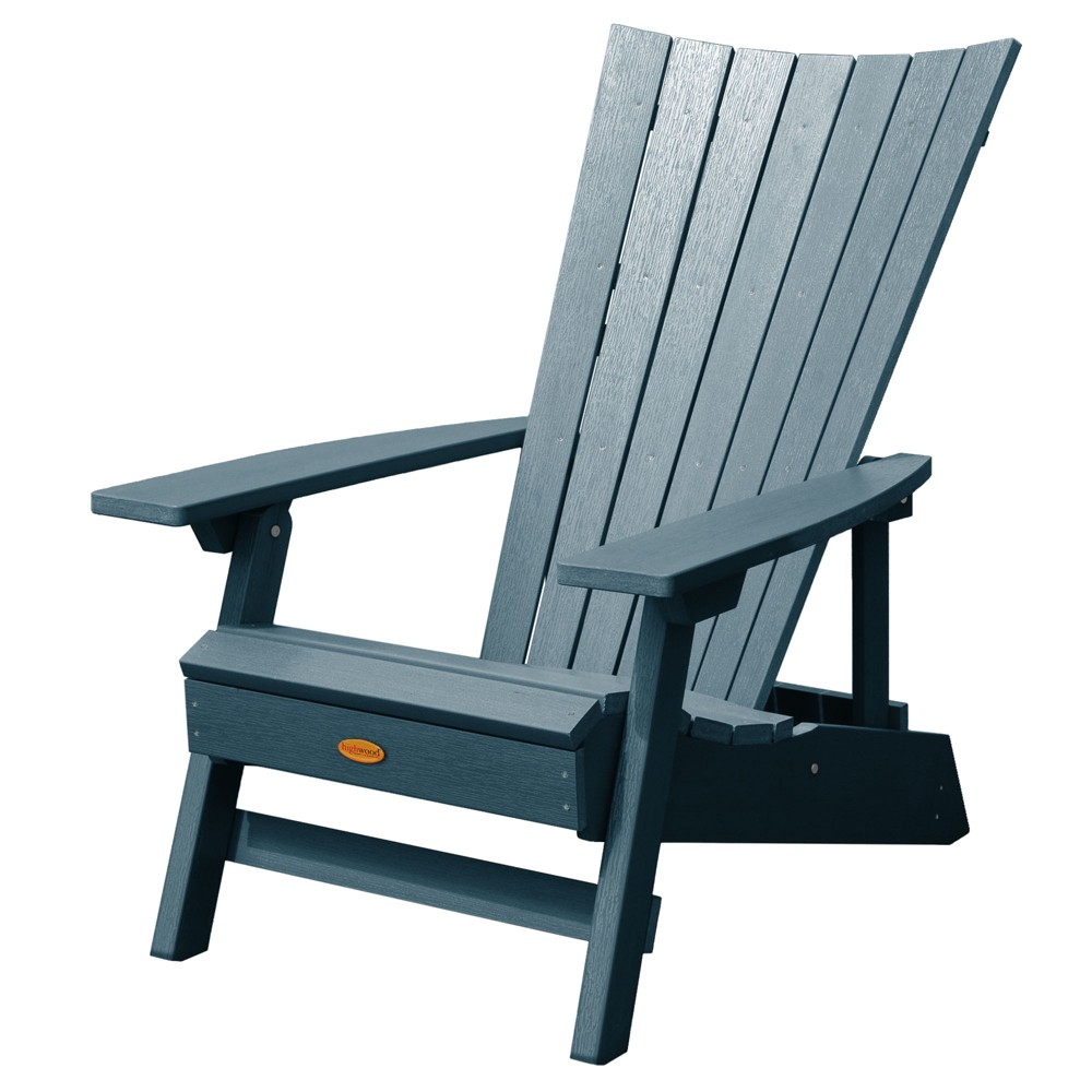 Manhattan Beach Adirondack Chair Nantucket Blue - Highwood