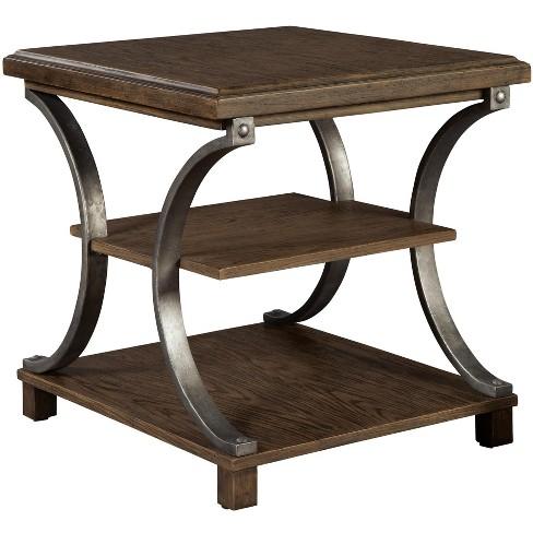 Hekman 24804 Hekman Square Lamp Table 2 4804 Wexford Target