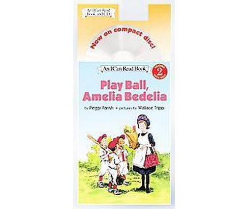 Play Ball, Amelia Bedelia (Paperback) (Peggy Parish) - image 1 of 1
