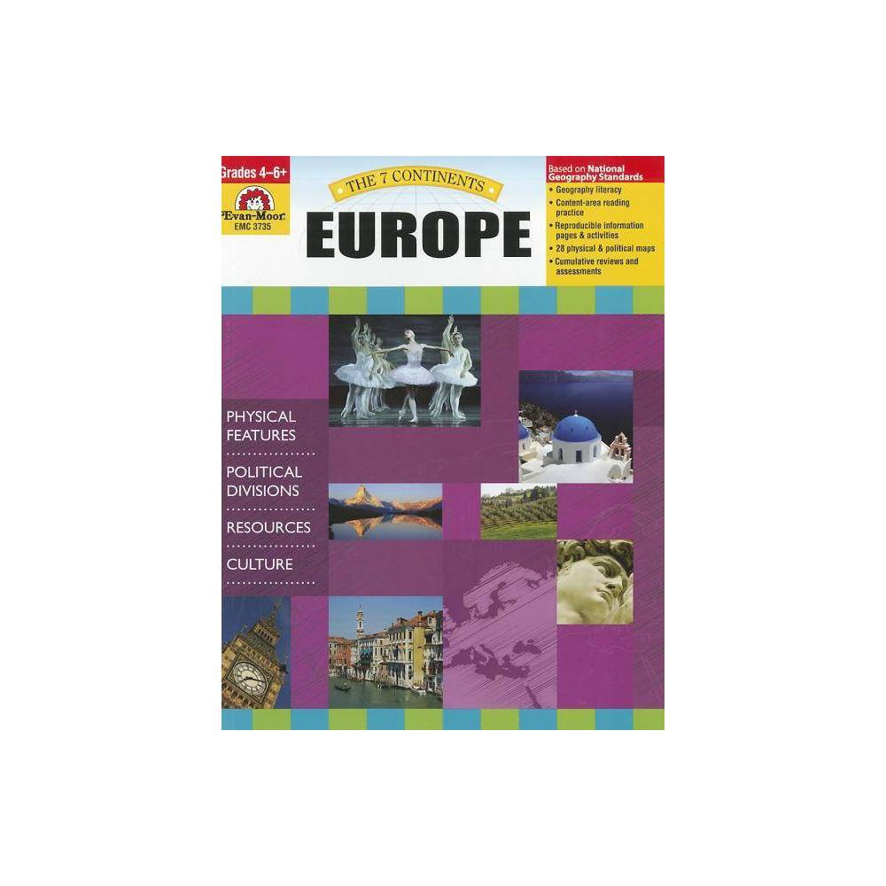 The 7 Continents Europe Paperback