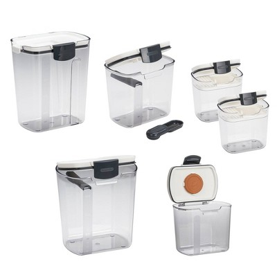 Prepworks 6pc Prokeeper Baker's Storage set