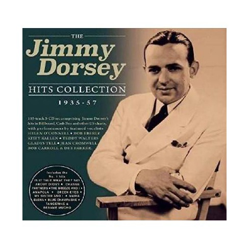 Jimmy Dorsey - Hits Collection 1935-1957 (CD) - image 1 of 1