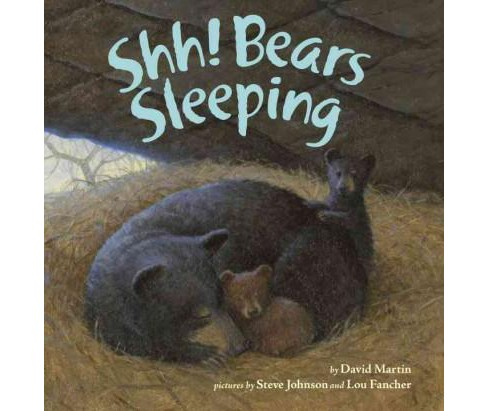 Shh! Bears Sleeping (School And Library) (David Martin) - image 1 of 1