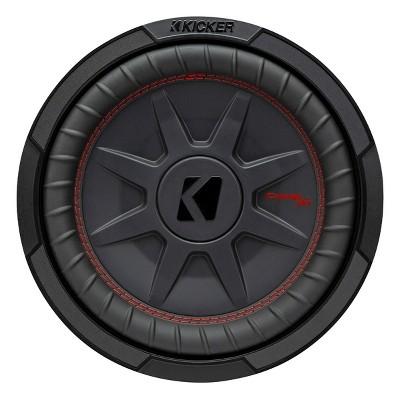 "Kicker 48CWRT102 CompRT 10"" 2-Ohm DVC Subwoofer"