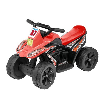 Kid Motorz 6V Little Ryderz Powered Ride-On - Red