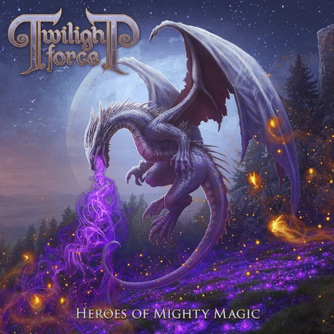 Twilight Force - Heroes Of Mighty Magic (CD) - image 1 of 1