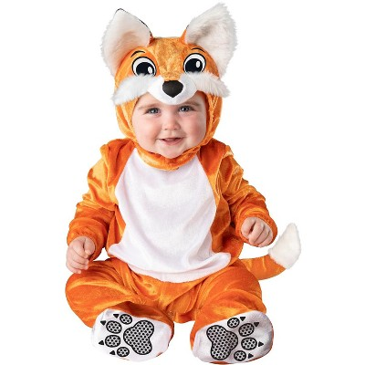 InCharacter Sly Baby Fox Infant Costume