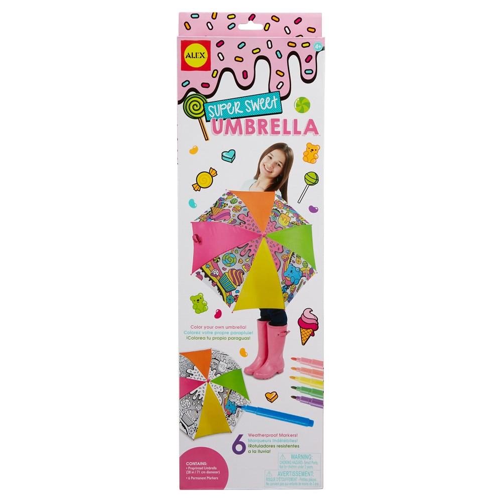 Image of Alex Toys Craft Super Sweet Umbrella