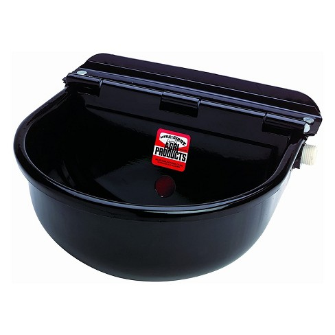 Little Giant 88ESW Epoxy-Coated Steel All Purpose Automatic Stock Waterer, Black - image 1 of 1
