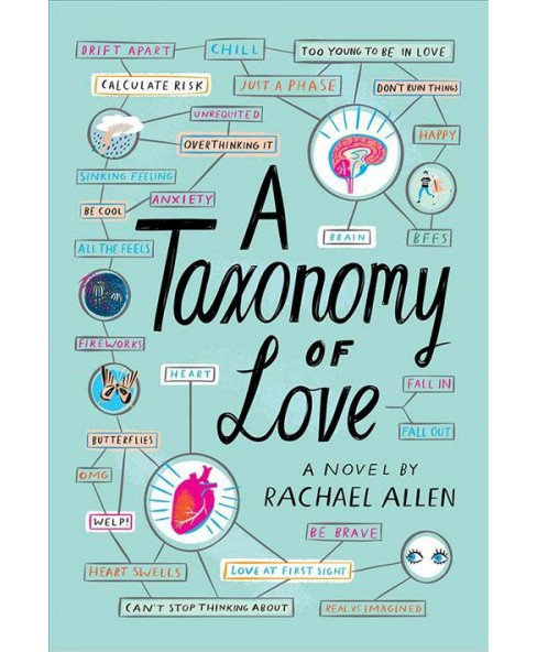 Taxonomy of Love -  by Rachael Allen (Hardcover) - image 1 of 1