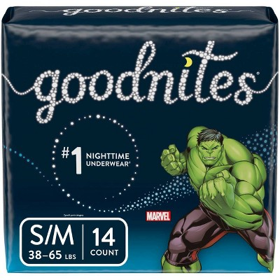 Diapers: GoodNites Boys'