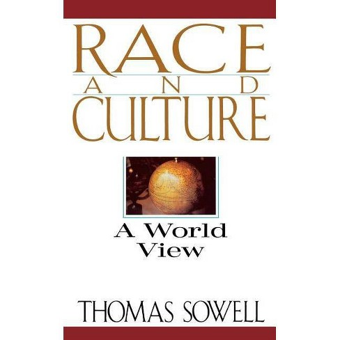 Race and Culture - by  Thomas Sowell (Paperback) - image 1 of 1