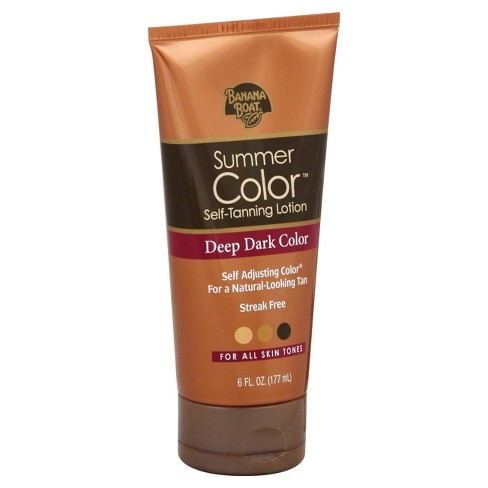 Banana Boat Sunless Tanning Lotion - 6oz - image 1 of 3