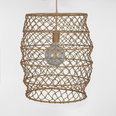 Rope Net Small Pendant Lamp Natural (Includes Energy Efficient Light Bulb)- Project 62™ + Leanne Ford