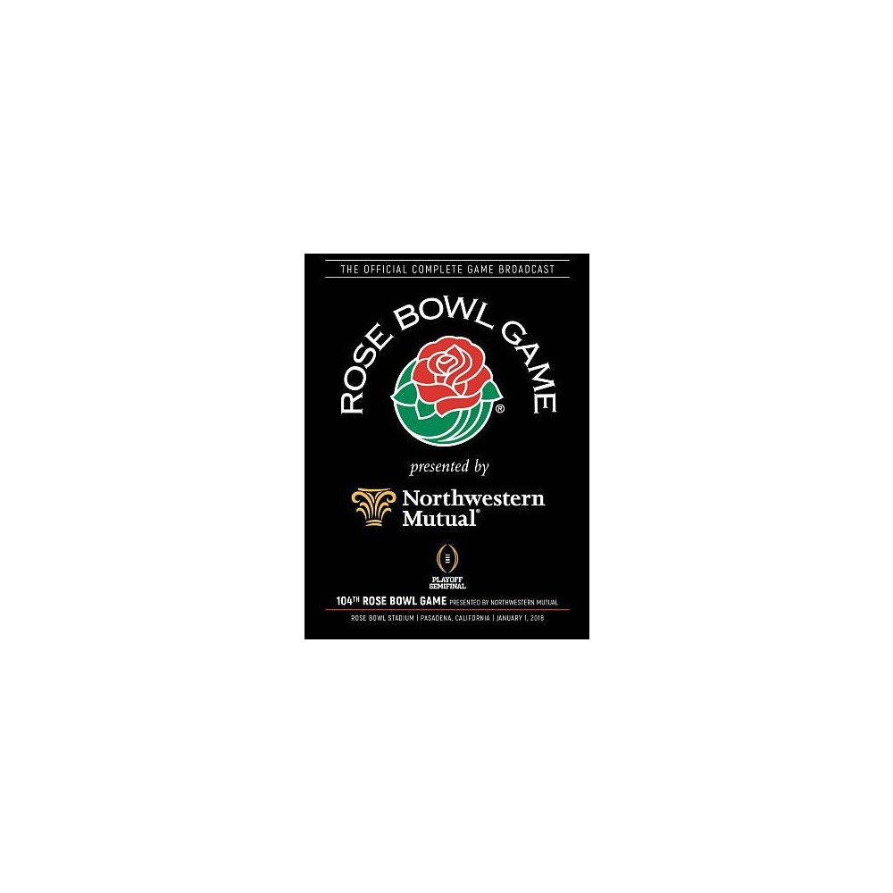 2018 Cfp Rose Bowl (Dvd), Movies