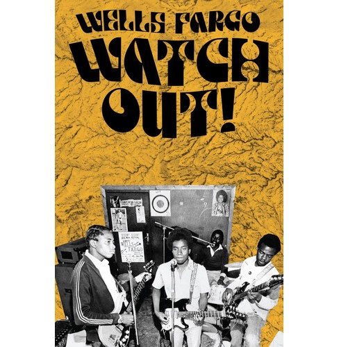 Wells Fargo - Watch Out (CD) - image 1 of 1
