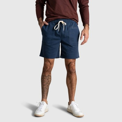 "Men's United By Blue 7"" Organic Pull-On Shorts"