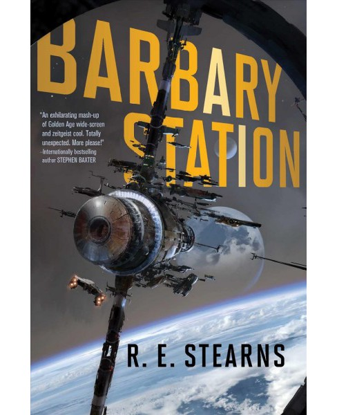 Barbary Station (Paperback) (R. E. Stearns) - image 1 of 1