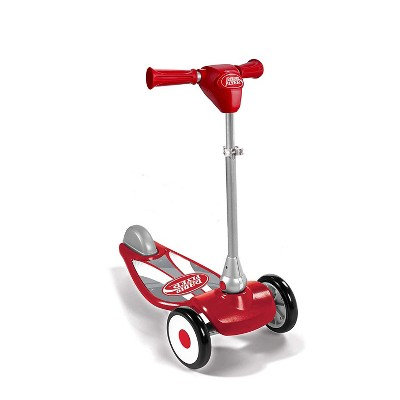 Radio Flyer My 1st Scooter Sport Model with 3 Wheel Design for Ages 2 to 5, Red