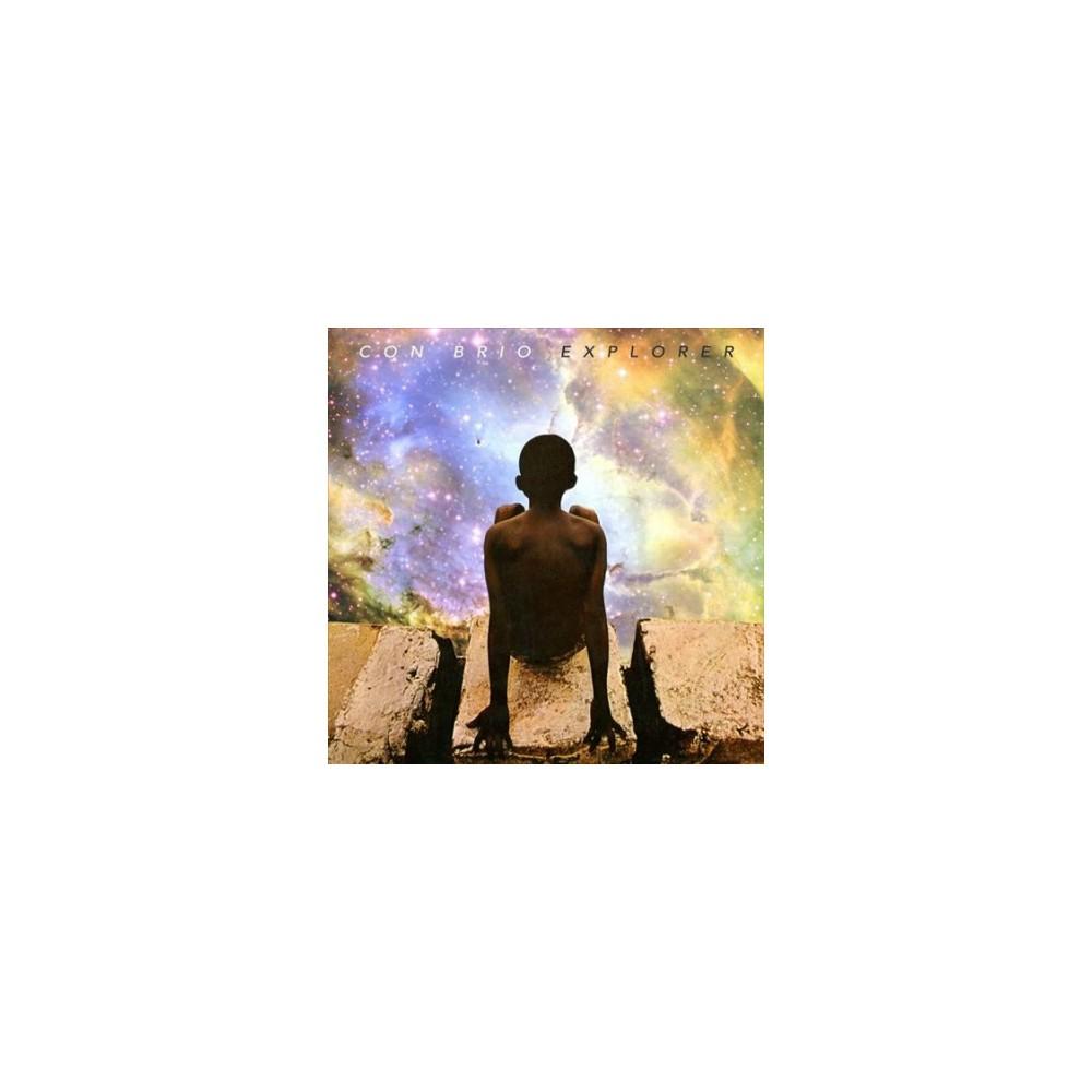 Con Brio - Explorer (CD), Pop Music
