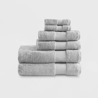 6pc Turkish Bath Towel Set