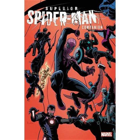 Superior Spider-Man Companion - (Paperback) - image 1 of 1