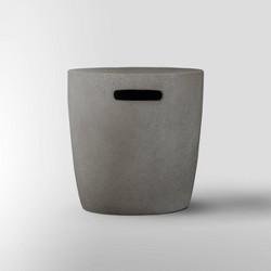 Riverside Propane Tank Cover Gray - Real Flame