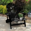 King Hamilton Folding Patio Adirondack Chair - highwood - image 2 of 3