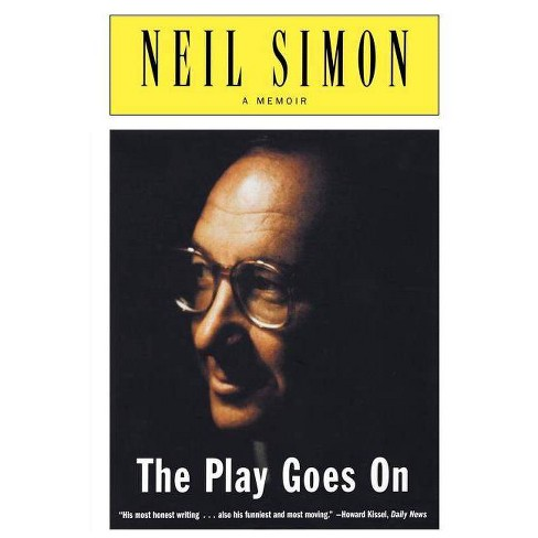 The Play Goes on - by  Neil Simon (Paperback) - image 1 of 1