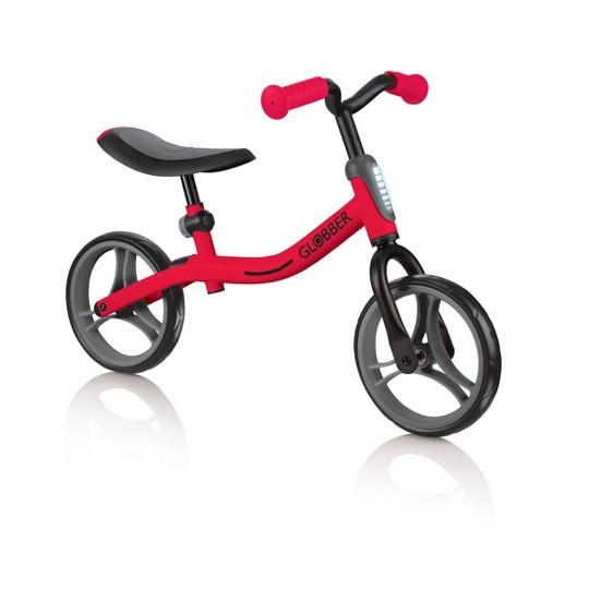 Globber Go Bike - Red, balance bikes image number null