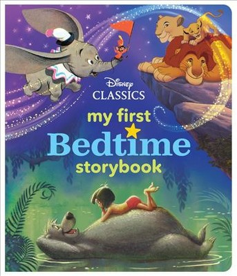My First Bedtime Storybook - (My First Bedtime Storybook)(School And Library)
