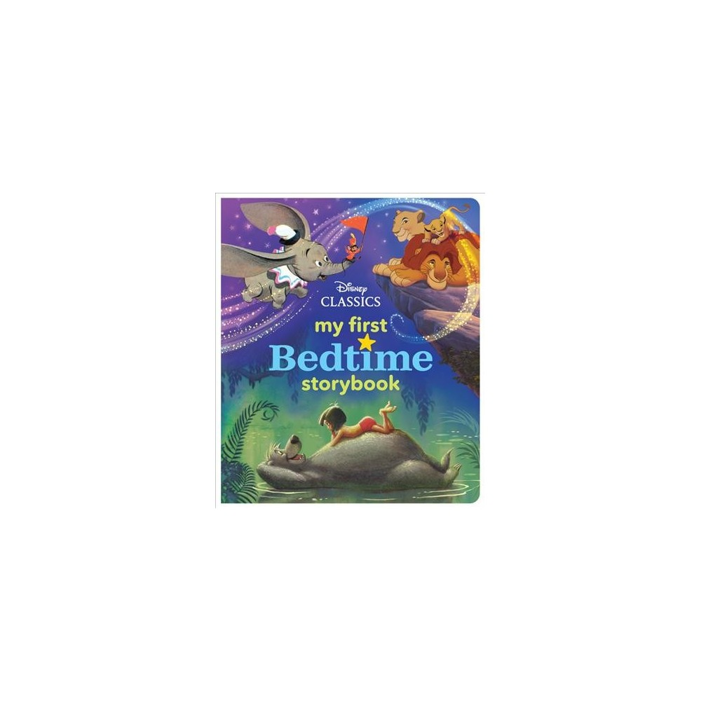 My First Bedtime Storybook - (My First Bedtime Storybook) (School And Library)