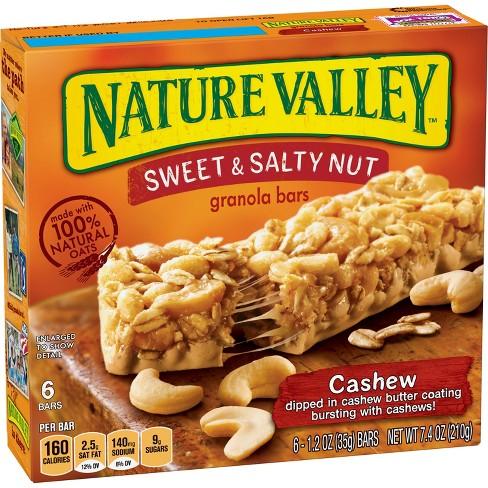 Nature Valley Peanut Butter Granola Bar