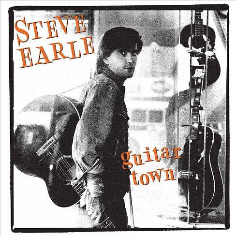 Steve Earle - Guitar Town 30th Anniversary (CD) - image 1 of 1