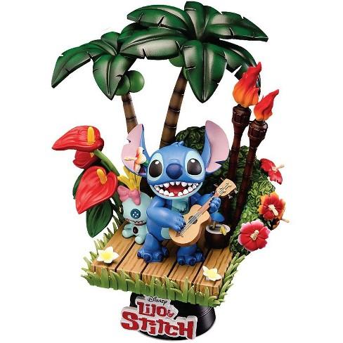 Disney Lilo and Stitch D-Select Stitch 6-Inch Diorama Statue DS-004 - image 1 of 2