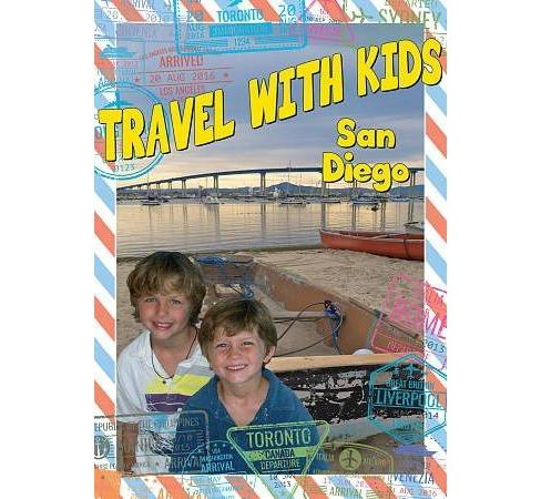 Travel With Kids:San Diego (DVD) - image 1 of 1