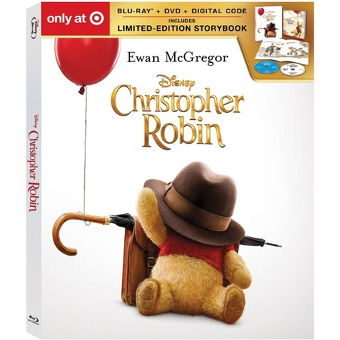Christopher Robin (Blu-Ray + DVD + Digital) - image 1 of 2