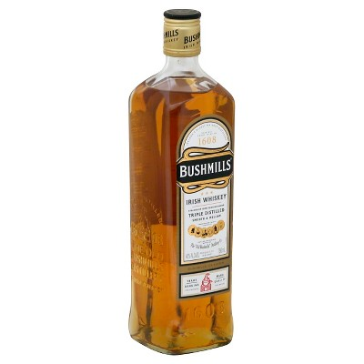 BUSHMILLS® Irish Whiskey - 750mL Bottle