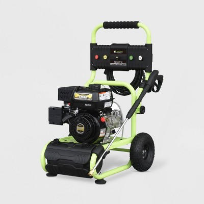 3200 psi Gas Pressure Washer - Green-Power