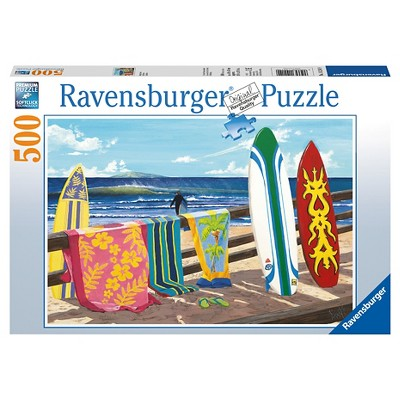 Ravensburger Hang Loose Jigsaw Puzzle - 500pc