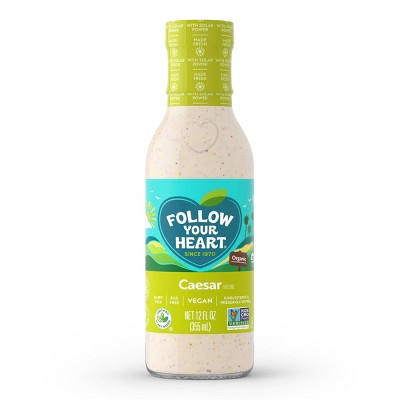 Follow Your Heart Vegan Caesar Salad Dressing - 12oz
