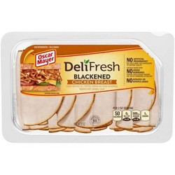 Oscar Mayer Deli Fresh Blackened Chicken Breast - 8oz