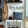 Stay Awhile Quote Peel and Stick Wall Decal - RoomMates - image 2 of 4