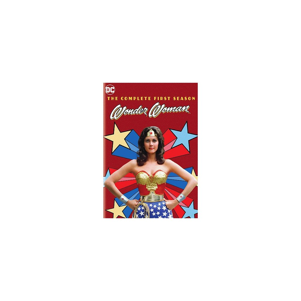 Wonder Woman:Complete First Season (Dvd)